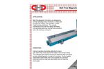 Belt Free Magnetic Conveyors – Data Sheet