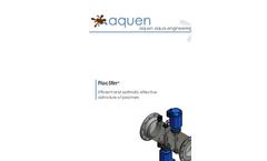 FlocStirr - Inline Polymer Mixer Brochure