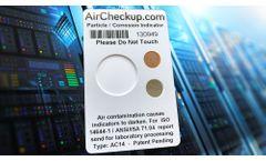 AirCheckup - Visual Air Quality Indicator Cards