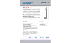 EDM180plus - Datasheet