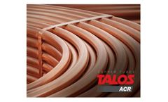 TALOS - Model ACR - Refrigeration and Air Conditioning
