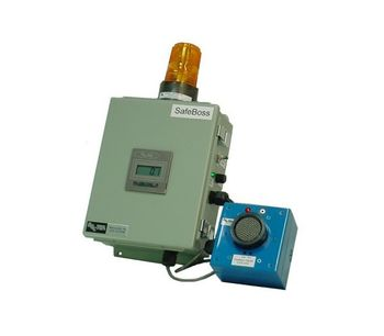 SafeBoss - Gas Monitoring and Alarm Systems