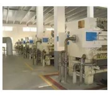 Filter press solutions for the wastewater treatment industry - Water and Wastewater - Water Treatment