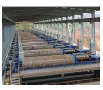 Filter press solutions for the red mud industry - Water and Wastewater