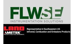 AMETEK Land Appoints New Representative to Southeastern USA for Infrared, Combustion & Emissions Products