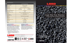 Coal Pile Fire Detection - System Overview