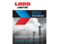 Ametek Land Acid Dewpoint Temperature Measurement - Application Note