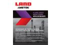 Ametek Land Flare Stack Monitoring - Application Note