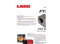Model FTI-E 490 - Thermal Imaging Camera - Datasheet