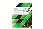 Model SPOT - High Precision Pyrometers - Brochure
