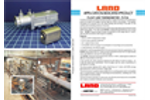 Land - Model FLT5A - Float Line Thermometer - Brochure