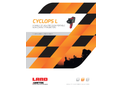 Cyclops L - A Family of High Precision Portable Non-Contact Pyrometers - Brochure