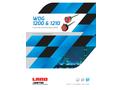 WDG 1200 & 1210 Flue Gas Oxygen Analysers – Brochure