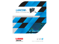 LANCOM 4 Portable Flue Gas Monitoring - Brochure
