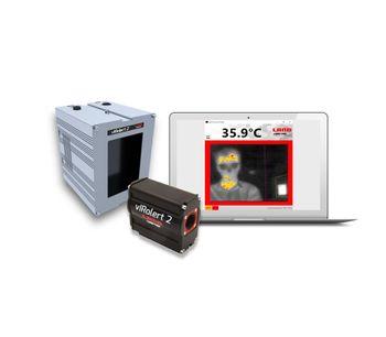 vIRalert 2: Human Body Temperature Measurement System-1