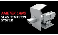 Thermal Imaging Slag Detection System - Accurate and Rapid Detection of the Onset of Slag Carry-Over - Video