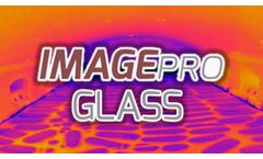 Batch Coverage Temperature Monitoring for Glass Furnaces using IMAGEPro-Glass - Video