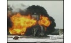 Coal Fire Detection Systems from Land Instruments Video