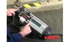 Lancom III Portable Gas Analyser - A Tough Tool for a Tough Job Video