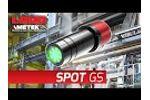 AMETEK Land SPOT GS - Temperature Measurement of Galvannealed and Galvanized Strip - Video