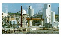 Metso - Limestone Kilns With Preheaters