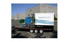 AcistBox - Mobile Stormwater Treatment System