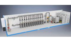 WaveIonics - Electrocoagulation Enhanced Filtration System