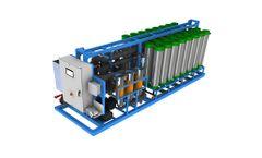 UltraFlo - Advanced Ultrafiltration System