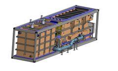WaterTectonics - Dissolved Air Flotation System (DAF)