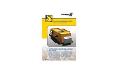 Steinert - Model UME - Electromagnetic Suspension Separators -Brochure