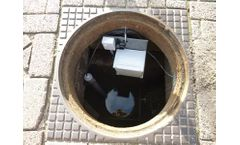 Wastewater Monitoring and Overflow Registration Loggers