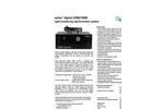 welas - 2000/3000 - Digital Light-Scattering Spectrometer System Brochure