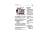 PALAS - HMT 1000 - Heatable Modular Testing System For Oil Nebulizers Brochure