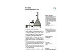 PALAS - TVE 3000 - Vacuum Cleaner Test Rig Brochure