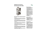 PALAS - MFP Nano plus - Filter Test Systems With U-SMPS Brochure