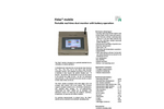 Fidas Mobile - Portable Real-Time Dust Monitor With Battery Operation Brochure
