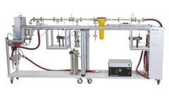 Palas - Model DFP 3000 - Compressed Air Filter Test Rig