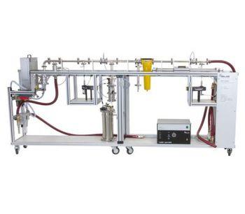 Palas - Model DFP 3000 - Compressed Air Filter Test Rig
