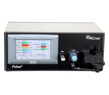 Fidas - Model 100 - Real-Time Dust Monitor For Indoor Air Quality Measurements