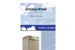 Steril-Zone - Room Air Purifier Brochrue