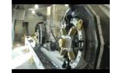 Municipal Solid Waste Fuel Pellets, Waste to Energy, Process Engineered Fuel - Video