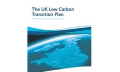 UK at forefront of a low carbon economic revolution
