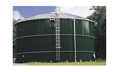 Model TecStore - Water Tanks and Wastewater Storage Tanks