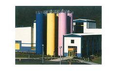Model Weldstore - Water Tanks