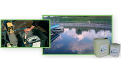 Bioazul Eco-Efficient Wastewater Treatment Additives
