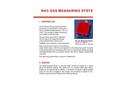 Model 0-100ppm NH3 - Ammonia Gas Measuring System Brochure