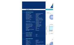 CO (M) – Filtered 3-Electrode Carbon Monoxide Sensor For The Detection of 0-1000ppm Datasheet