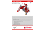 Powercat A Cable Recycling Plant - Up to 700 kg/h - Brochure