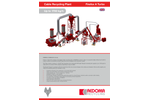 Firefox A Turbo Cable Recycling Plant - Up to 1700 kg/h - Brochure