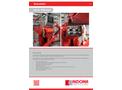 Redoma GR Series Single Granulator - Up to 1700 kg/h -Brochure